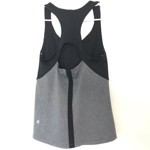 Activewear top with built in sports bra - S\M